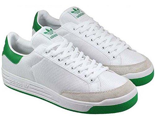 Adidas Rod Laver - runwht/runwht/fairwa, Größe:13