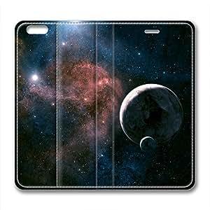 DIY Galaxy Design Leather Case for Iphone 6 Plus Secret Cosmos