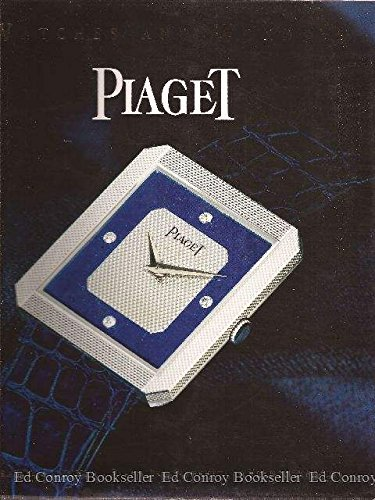 Piaget: Watches and Wonders Since 1874