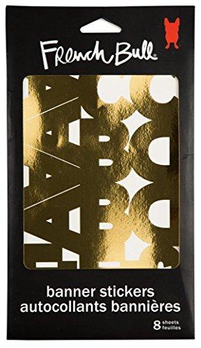 Gold Foil Letters - 2