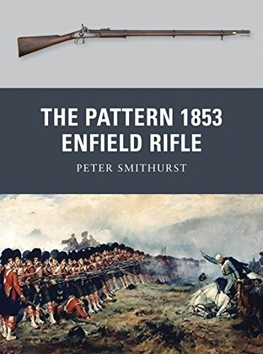 - The Pattern 1853 Enfield Rifle (Weapon)