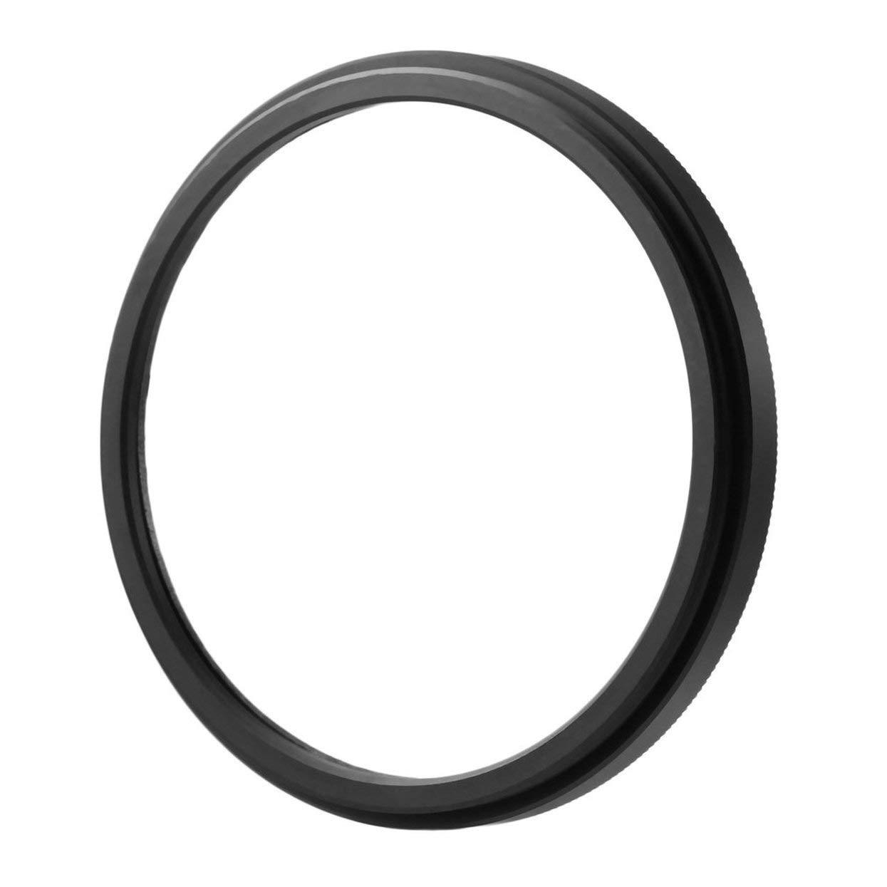 en Negro y Transparente 52mm Haze Lente de Filtro UV 52mm Protector de Lente para DSLR//SLR//DC//DV Lente de la c/ámara A Prueba de Polvo A Prueba de Humedad a Prueba de rasgu/ños tama/ño 1