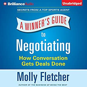 A Winner's Guide to Negotiating Audiobook