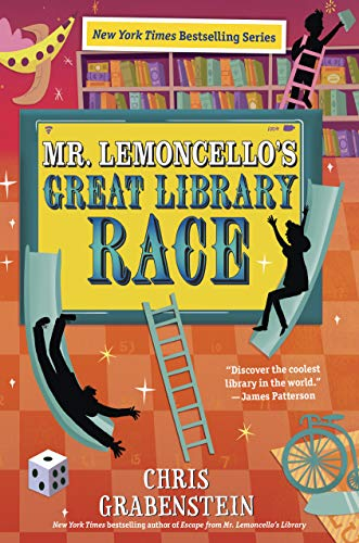 Mr. Lemoncello's Great Library Race (Mr. Lemoncello's Library)