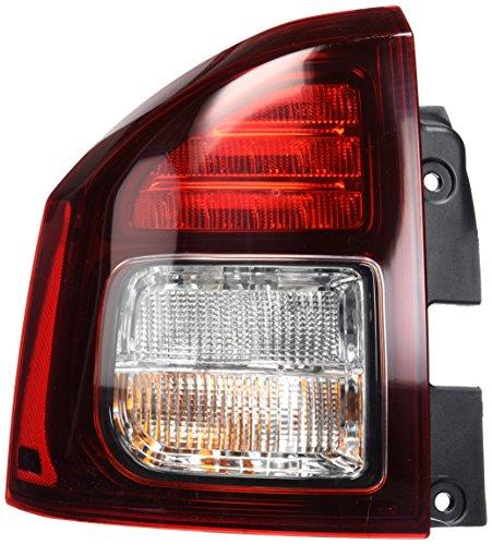 Depo 333-1964L-ASN Tail Light (JEEP COMPASS 14-15 DRIVER SIDE)