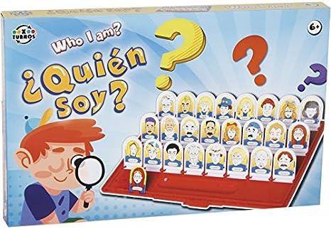 Juego de Mesa Memoria ¿A Quién Buscas?: Amazon.es: Juguetes y juegos