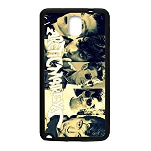 Zyhome Galaxy Note 3 Polular England Rock Band Arctic Monkeys Character Case Cover for Samsung Galaxy Note 3 (Laser Technology)