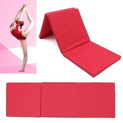 Esterilla de yoga, plegable Tres Secciones - Esterilla de ...