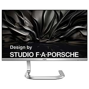 "AOC PDS241 (Designed by Porsche) 24"" Class IPS Ultra Slim LED Monitor, 1920x1080, HDMI"