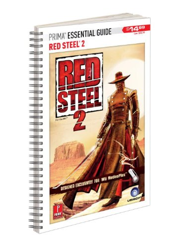 Red Steel 2 - Prima Essential Guide (Prima Essential Guides)