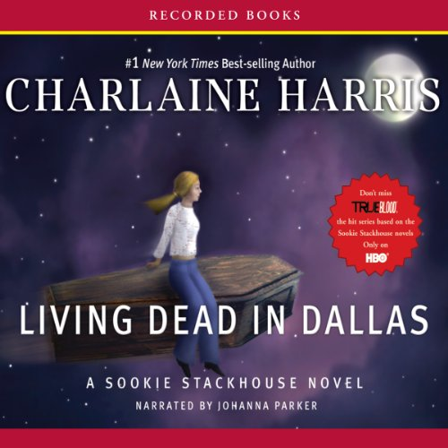 Living Dead in Dallas: Sookie Stackhouse Southern Vampire Mystery #2 (Living Books Series)