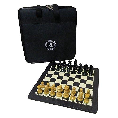 Ebonized Chess (13 1/4
