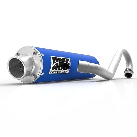 Filtro de espuma, Gen 3/3,5 optimizador cartucho de inyección de combustible azul performance-series completo sistema turn-down-brushed de escape para ...