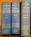 img - for The Handbook of Texas: A Dictionary of Essential Information, Vols. 1, 2, and Supplement book / textbook / text book
