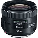 Canon EF 35mm f/2 IS USM Wide-Angle Lens
