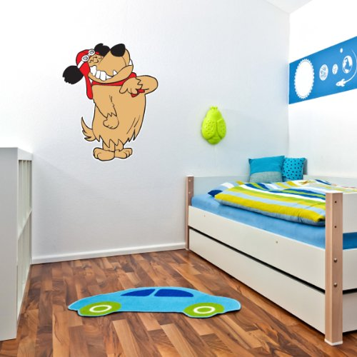 - Muttley Hanna-Barbera Wall Graphic Decal Sticker 26