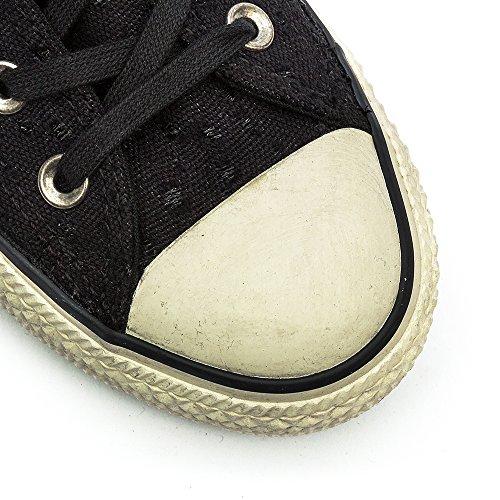 Converse Chuck Taylor High Women Black Sneakers 1nNzmH