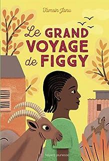 Le grand voyage de Figgy, Tamsin, Janu