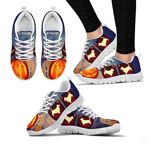 Pet Sneakers Shoes Basset Breed Hound Choose Halloween Dog Running Your Print Women's Casual pYzqq