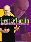 DVD : George Carlin: Complaints and Grievances