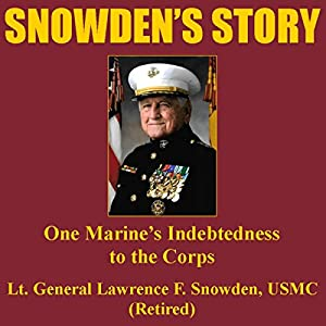 Snowden's Story Audiobook