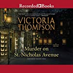 Murder on St. Nicholas Avenue: Gaslight Mystery, Book 18 | Victoria Thompson