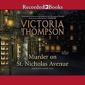 Murder on St. Nicholas Avenue Audiobook