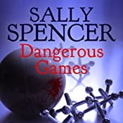 Dangerous Games: Inspector Woodend, Book 17 | Sally Spencer