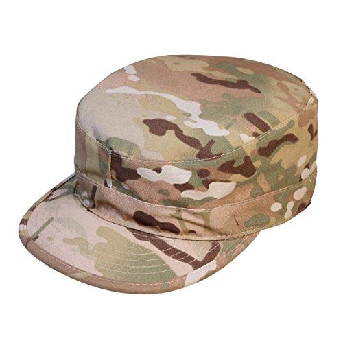 Rothco Fatigue Caps (Rothco Ranger Map Pocket Fatigue Cap, Multicam, 7.25)