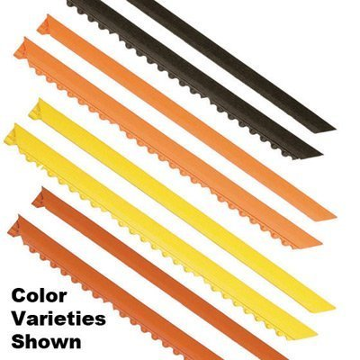 Superior Manufacturing 551F0003YL 551 M.D. Ramp, 3' Female, Yellow 3' Female Thomas Scientific