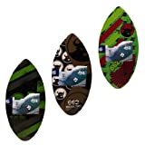 Product review for 662 Wood Graphic Skimboard