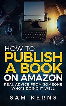 How Publish Book Amazon Someone ebook product image