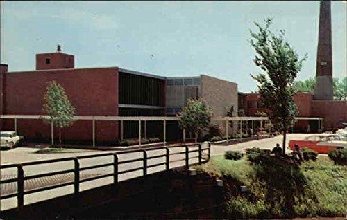 amana-refrigeration-inc-headquarters-in-amana-iowa-amana-original-vintage-postcard