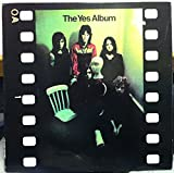 Early Yes Stereo Lp & Original Gate-fold Cover - The Yes Album - Atlantic 1971 - Very Nice!