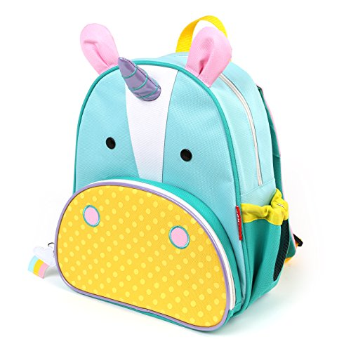 Zoo Insulated Toddler Backpack Eureka Unicorn, 12