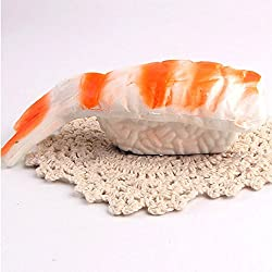 Sushi Slow Rising Toys With Packaging Soft Collection Gift Decor Toy Gift K0125