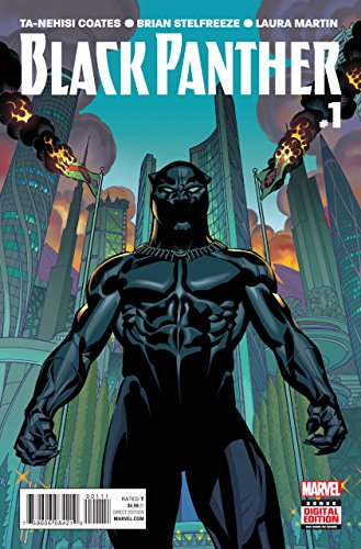Black Panther (2016) #1 VF/NM 1st Printing Coates Stelfreeze