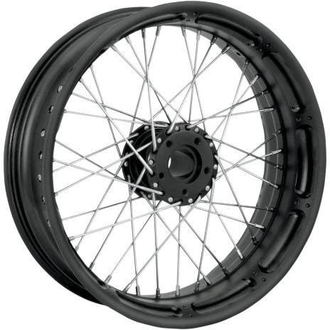 Black Spoked Rims - 4