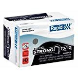 Rapid 24890800 1/2-Inch 73 Series Staples for Stapling Pliers with HD31, 5000 Per Box by Rapid