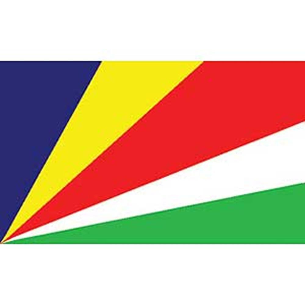 EagleEmblems F8243 Flag-Seychelles (12in x 18in)