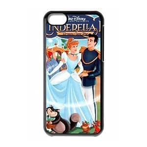 Cinderella II Dreams Come True iPhone 5c Cell Phone Case Black NRI5097016