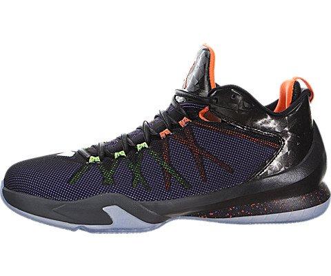 Galleon - Nike Jordan Men s Jordan CP3.VIII AE Black Hypr Crmsn Elctrc  Grn Prp Basketball Shoe 13 Men US 2842e0c55