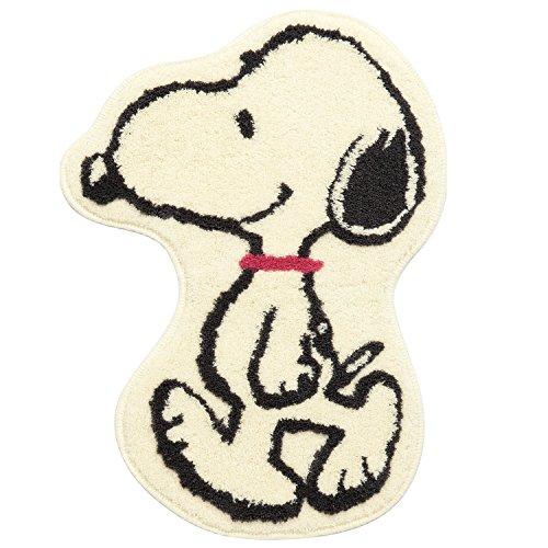 Senko Peanuts Snoopy Toilet Bathroom Mat