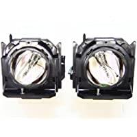 Replacement Lamp for The PT-D6000 Series Twin Pack