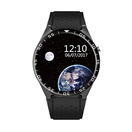 LtrottedJ Smart Watch S99C1 GSM 1G+16G Quad Core Android 5.1 Smart Watch With 5.0