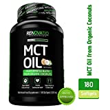 Our product review for MCT Oil from 100% Organic Coconuts (180 Softgels of 1,000mg) Primal Octane Fuel for Your Brain. Promotes Focus, Bulletproof Energy & Weight Loss.* Perfect for Keto & Paleo Non-GMO