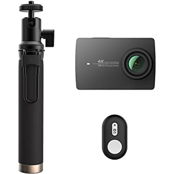 YI 4K Action and Sports Camera Selfie Stick
