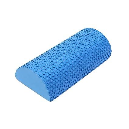 Amazon.com: leezo 30 cm La mitad Ronda rollo de EVA Foam ...