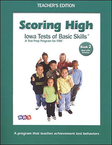 Scoring High on the ITBS - Teacher
