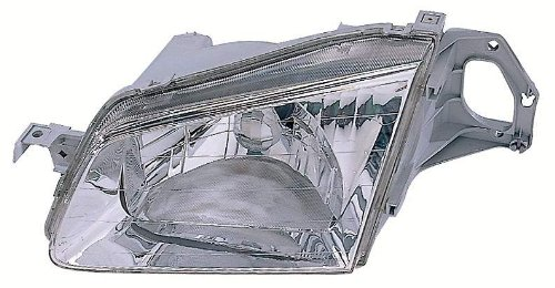 Depo 316-1119L-AS Mazda Protege Driver Side Replacement Headlight Assembly